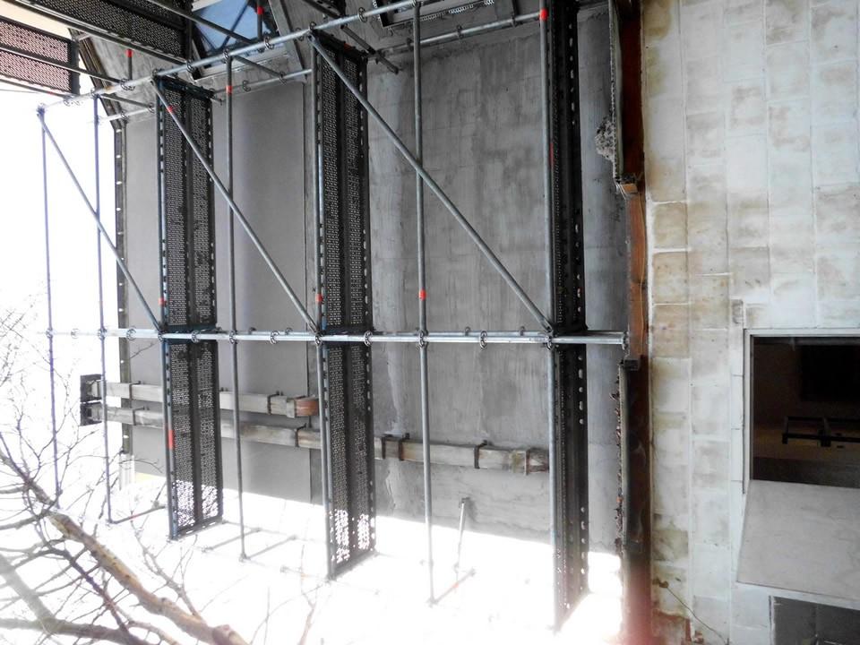 Echafaudage 40m² multidirectionnel pas cher à vendre chez LocAgnès Steiger allround te koop lage prijs bij LocAgnès
