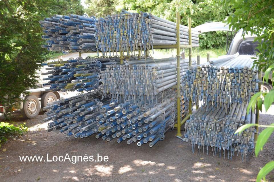 Moise Lisse Ligger 307 échafaudage steiger