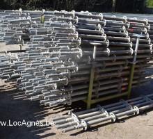 Montant Staander 200 cm échafaudage steiger